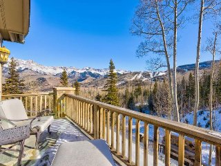 Elegant Telluride home with private sauna and exercise room - Mountainsong