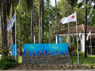 Deluxe Studio at Ramada Resort Port Douglas