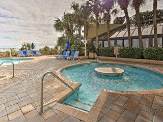 Myrtle Beach Resort Condo w/ Pools & Lazy River!