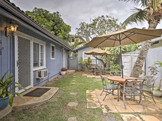 NEW! Cozy 1BR Kailua Apartment Steps To Beach!