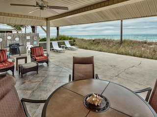 Life's A Beach - Beautiful Gulf Front Home - West End - Pictures Coming Soon!