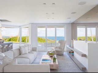 ASK FOR DISCOUNTS - Newly Renovated, Modern Luxury, Oceanfront Villa on Fisher I