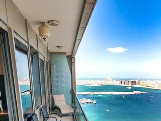 Dubai Ocean Heights floor 30 u. 05