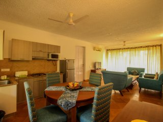 South Goa, Varca,  Serenity Residences a 2 bedroom Apartment