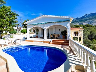 3 bedroom Villa in Bernia, Valencia, Spain : ref 5489872
