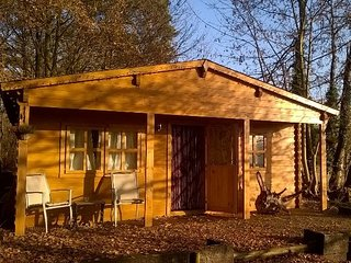 The Woodland Lodge at West Stow Pods