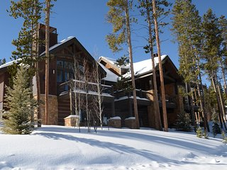 Breckenridge Grande Chalet 4,900sq ft of luxury