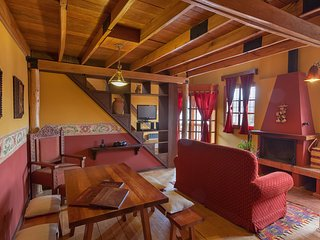 PANORAMIC COLONIAL DUPLEX in the center of Cusco
