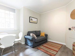 Cosy flat 2 mins away from Kings Cross Station