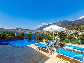 5 bedroom Villa in Kalkan, Antalya, Turkey : ref 5433583