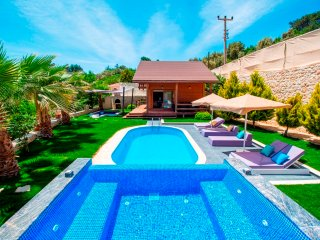 Villa Islamlar is a 3 Bedroom Luxury Private Villa With Jacuzzi Pool in Turkey
