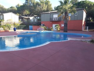 D'AGDE - Chalet T3 6 pers Residence Les Pescalunes