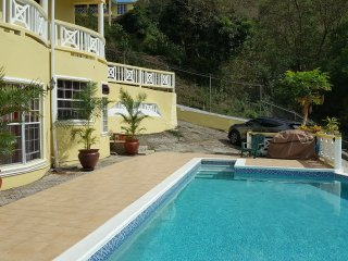 Heavenly Suites St Lucia PoolView