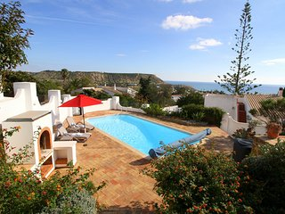 Sea View Villa.. Detached villa with lots of garden and very special sea views !