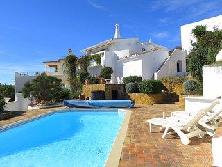 Sea View Villa.. Detached villa with lots of garden and very special sea views !