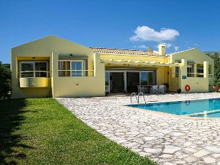 VILLA AT 80 METERS FROM THE SEA IN KASSIOPI.