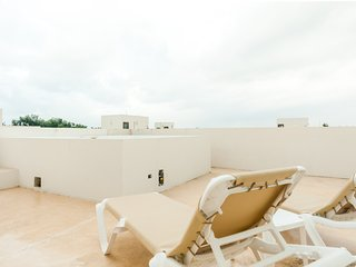 Penthouse A302 Private Jacuzzi & Pool - Clothing Optional Tulum FUN