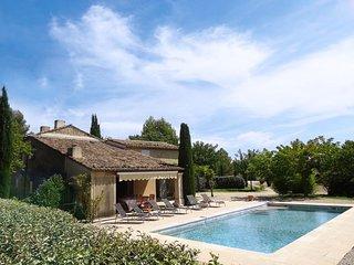 MAS du PERUSSIER - LA PISCINE- Provence, Luberon, Maison, Piscine, 6 personnes