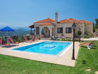 4 bedroom Villa in Kallithea, Crete, Greece : ref 5217991