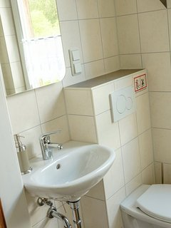 Badezimmer im OG