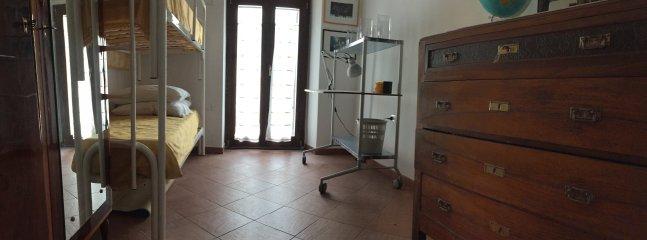 1er étage Chambre (lits superposés)
