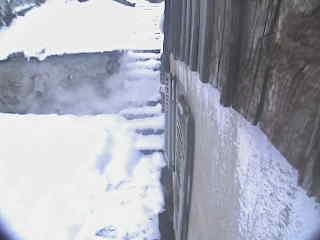heavy snows
