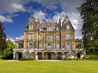 9 bedroom Chateau in Attainville, Ile-de-France, France : ref 5049723