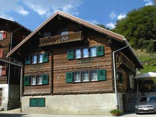3 bedroom Apartment in Rueun, Canton Grisons, Switzerland : ref 5028365
