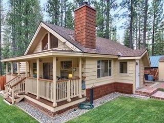 932K- Beautiful cabin in the woods