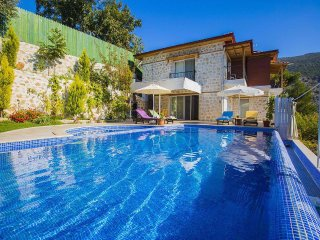 Villa Kalkan Comfort is a Luxury 2 Bedroom Villa in Beautiful Area in Turkey
