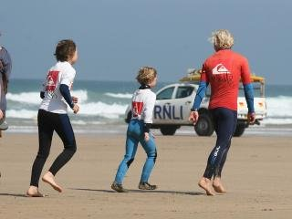 Why not book a surfing lesson during your stay