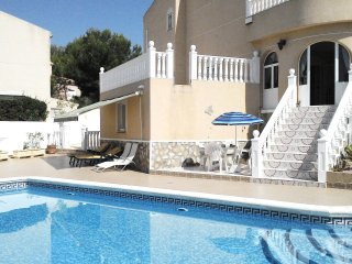 Luxury Villa, Algorfa, Costa Blanca, Spain.  Sleeps 6.  Private Pool. Air-Con.