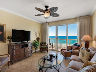 Luxurious Beachfront Calypso Resort Condo; Sleeps 8 w/ Free Beach Chair Service