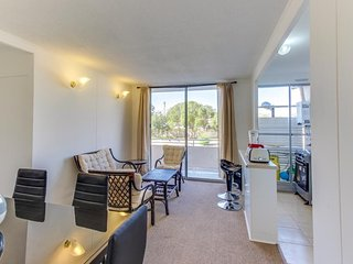 Dog-friendly beachside escape great for families, with a prime location