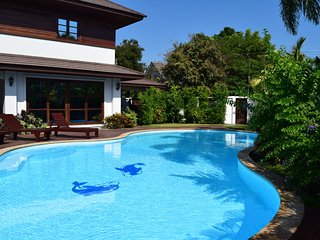 Spectacular 7 Bedroom Luxury Villa with Private Swimming Pool.