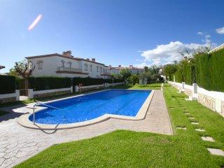 C26 BOSQUE21 adosado con jardin barbacoa y piscina