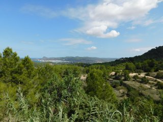 FINCA  de CHILLOUT ~ Panorama SEA BAY VIEWS -San Agustin- Sant Antoni San Joshep