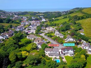 CROYDE RAMBLERS | 4 Bedrooms