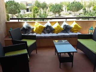 HL 008 Luxury First  Floor Apartment  at Hacienda Del Alamo Gol, Murcia,  Spain