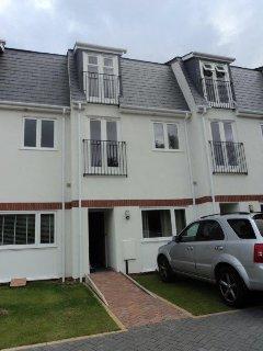 Modern Town House in Aberdovey (Aberdyfi)