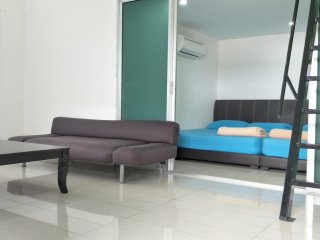 Sekinchan Homestay Wong Corner A Room