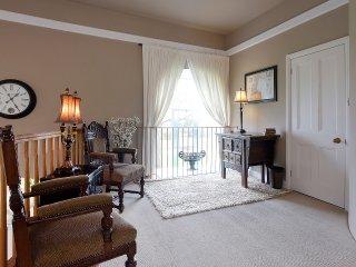 Mezzanine quiet area