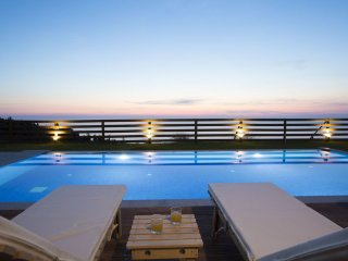 -10% OFF:Luxury Villa Irida, exciting sea and sunset views