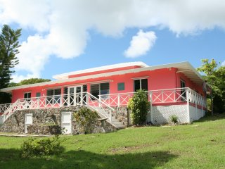 Pink House St. Croix
