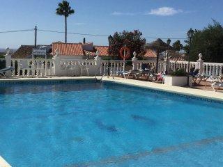 """Nr La Cala, El Faro 'Casa Miel"""" Ground Floor 2 bed apartment with communal pool."""