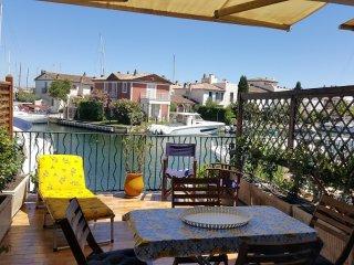 Maison Le - Port Grimaud