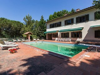 5 bedroom Villa in Crespina, Tuscany, Italy : ref 5447152