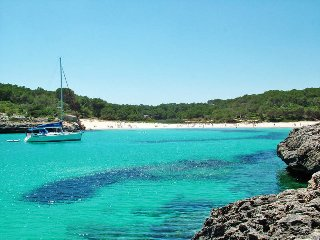 4 bedroom Villa in Cas Concos, Balearic Islands, Spain : ref 5441137