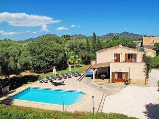 4 bedroom Villa in Cas Concos, Balearic Islands, Spain : ref 5441166