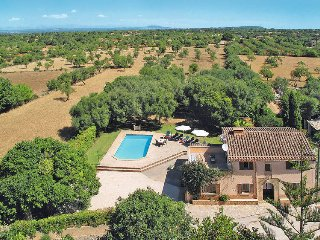 4 bedroom Villa in Cas Concos, Balearic Islands, Spain : ref 5441166